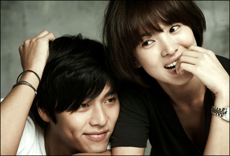 Korean drama: Hyun and Song